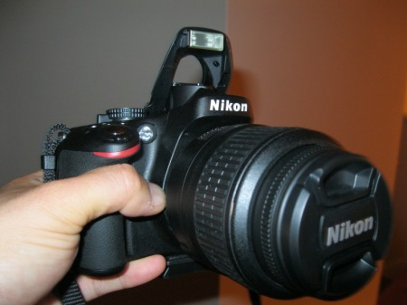 MY new toy.Nikon D5100